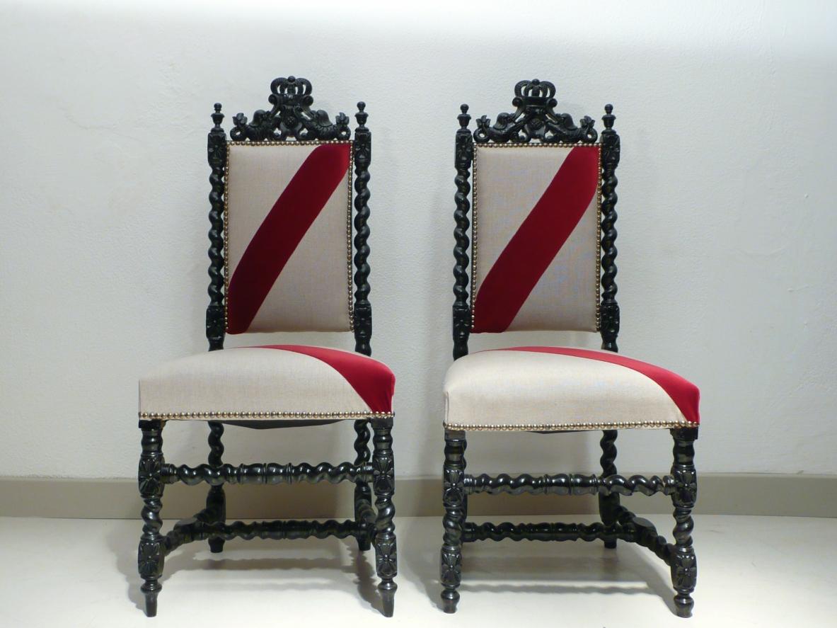 Sedie Depoca : Sedie antiche