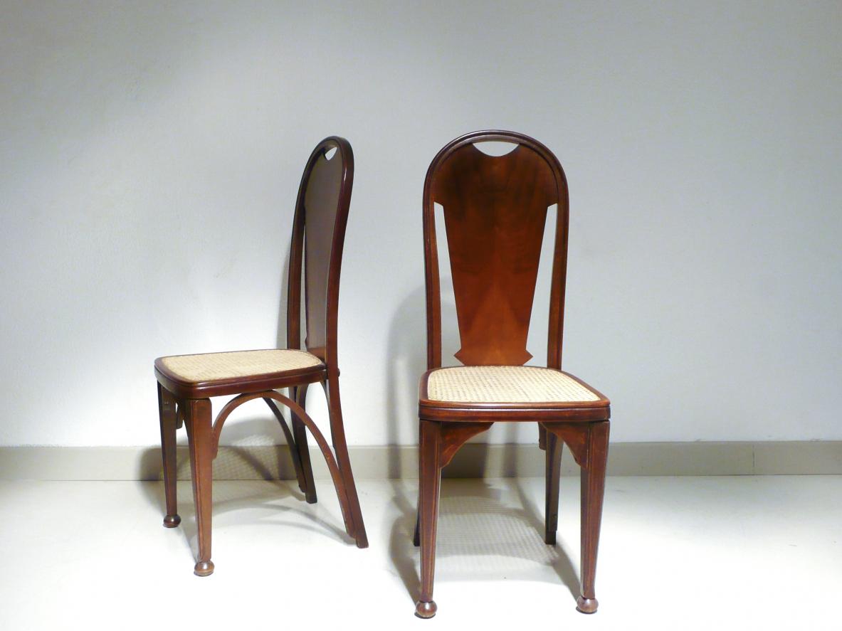 Sedie In Legno Curvato.Sedie Vintage Thonet