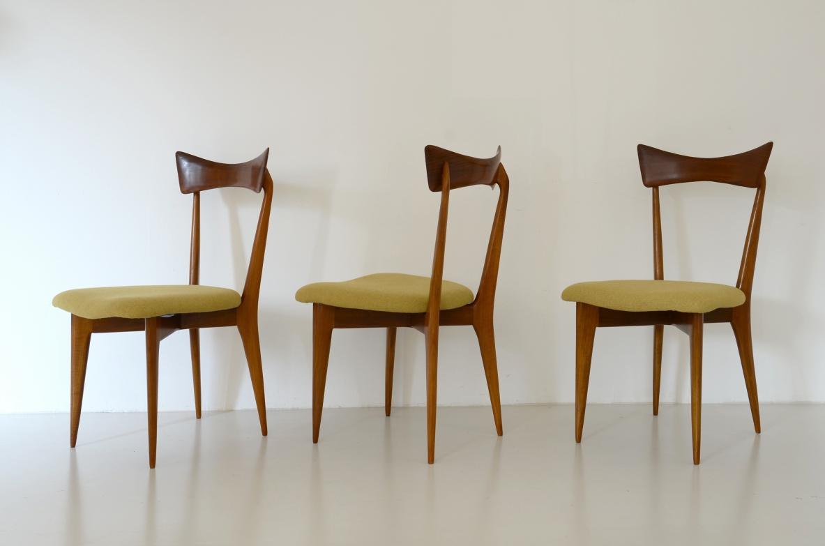Sedie Vintage Anni 50 : Sedie anni design usato sedie anni design carlo ratti in parma