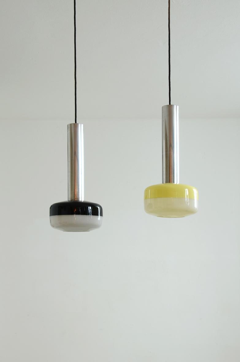 Stilnovo coppia lampade lucite metallo con etichetta originale stilnovo  metà anni 50 f05092f967f
