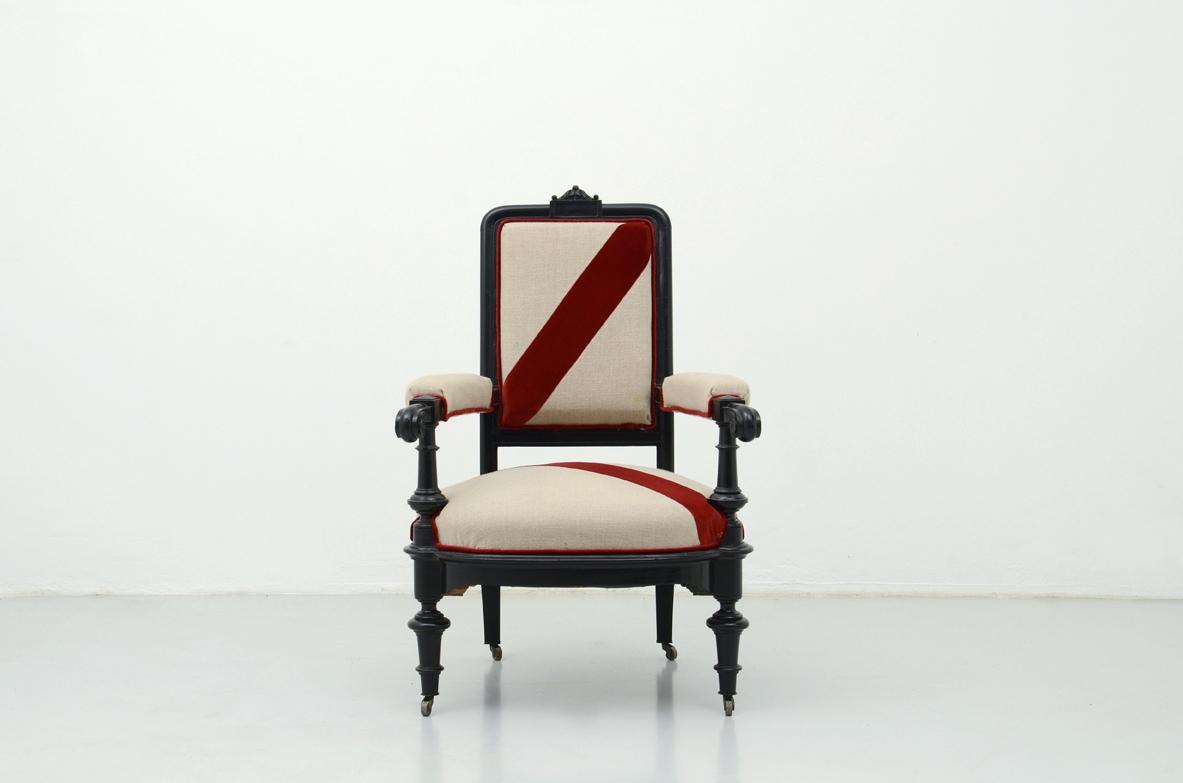Poltrone In Pelle Milano.Vintage Design Modernariato Art Deco Design Del 900 Officina