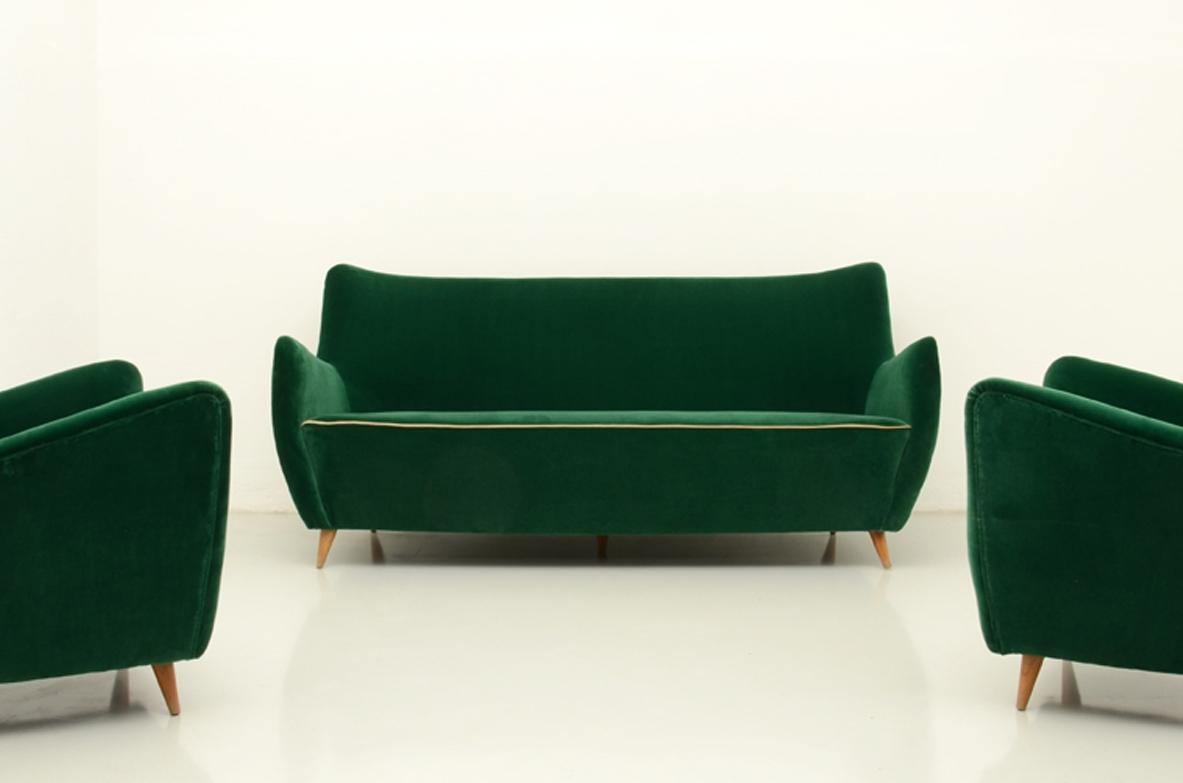 Divani Vintage Anni 60.Vintage Design Modernariato Art Deco Design Del 900 Officina