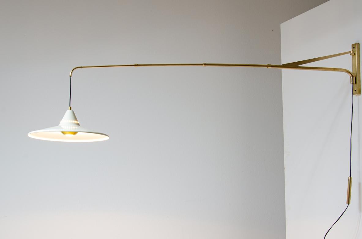 Portalampade in metallo ottonato cordicella ricambi
