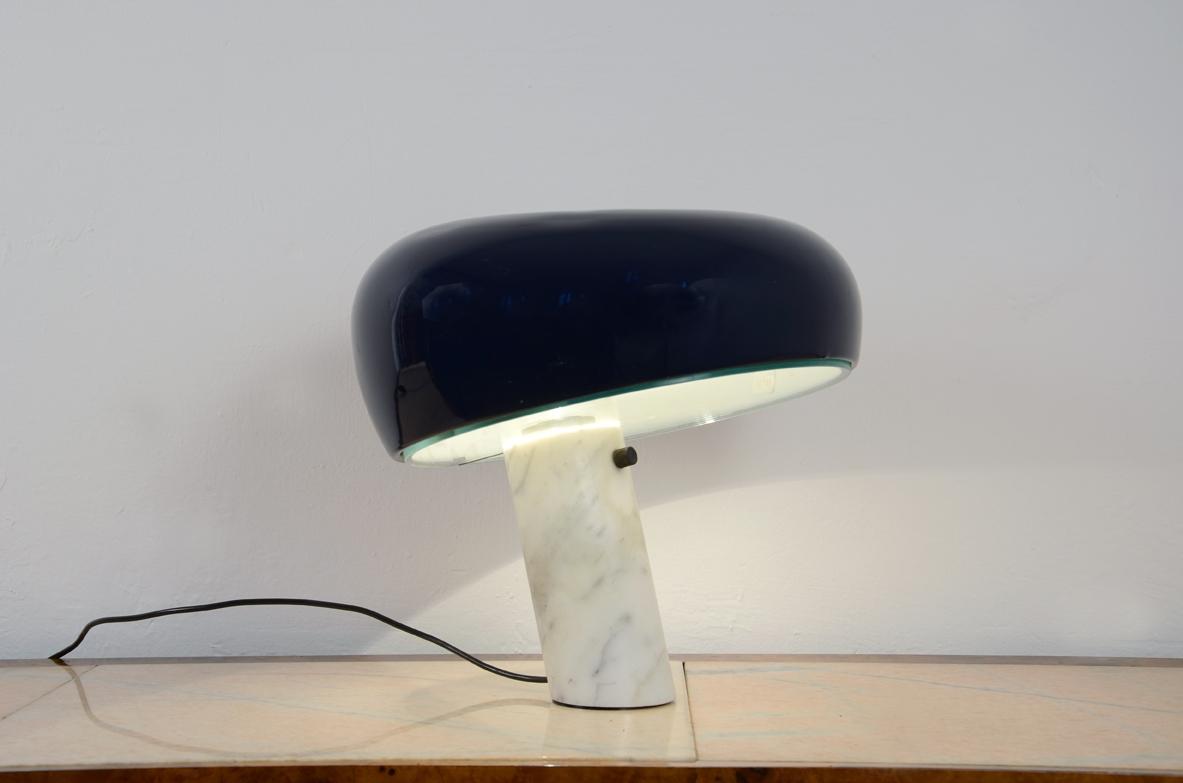 Lampada Da Tavolo Vintage Anni 60 2 Sfere  2021